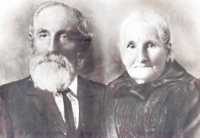 Archibald McKeanhie and Mary nee McMillan