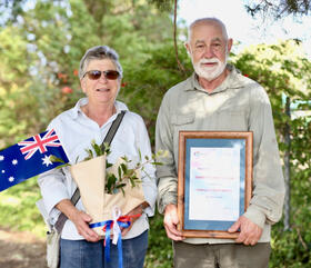 Australia Day recognition