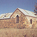 St Lukes C of E church, Upper Gundaroo